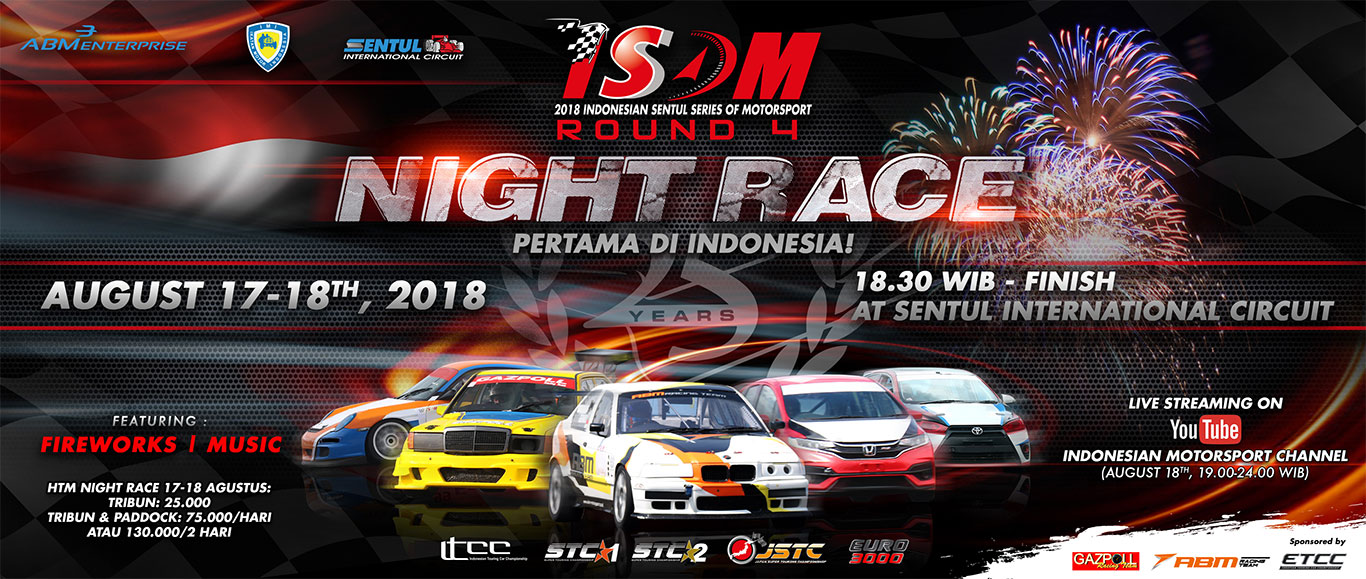 ISSOM Night Race