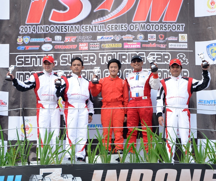 Champions Super Touring