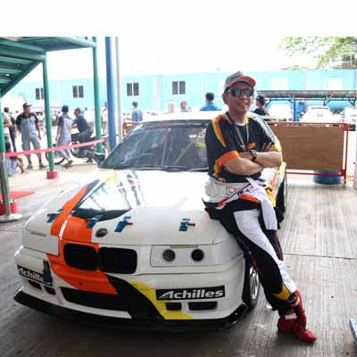Pak Paul CEO ABM Motorsport