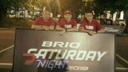 Figur Ini Ikut Sukseskan Launching Brio Saturday Night Challenge